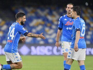 Napoli Catat Kemenangan Sempurna 7