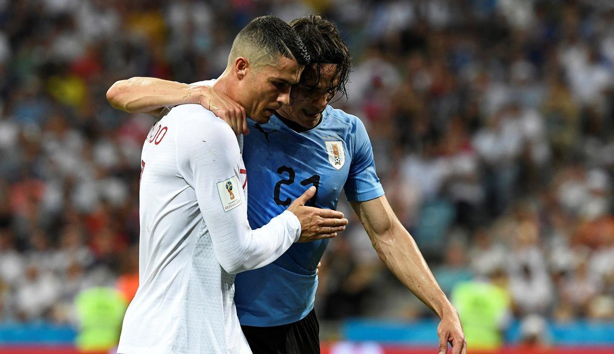 MU vs Aston Villa : Menanti Duo Cavani - Ronaldo, Saat Kontra Aston Villa 4
