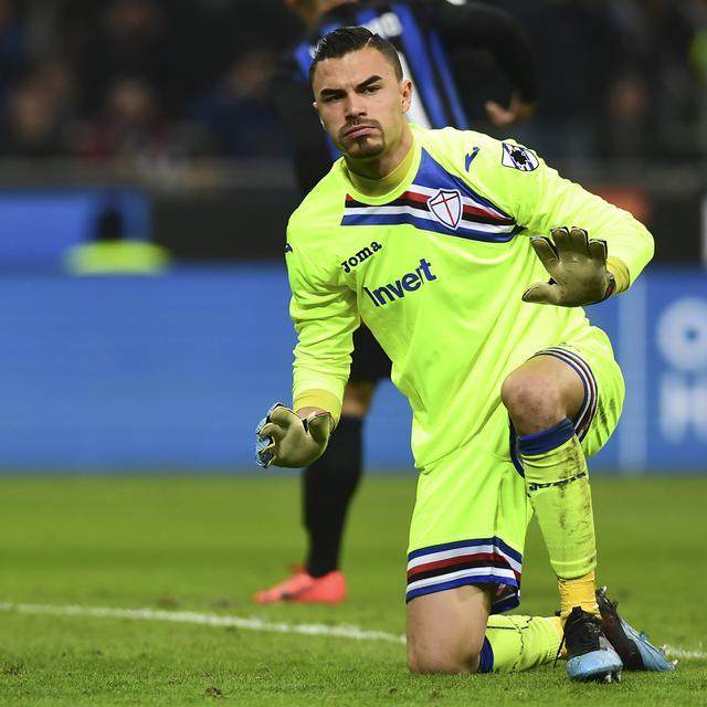 Kisah Penjaga Gawang Sampdoria Yang Gagal Bela Timnas Indonesia 3