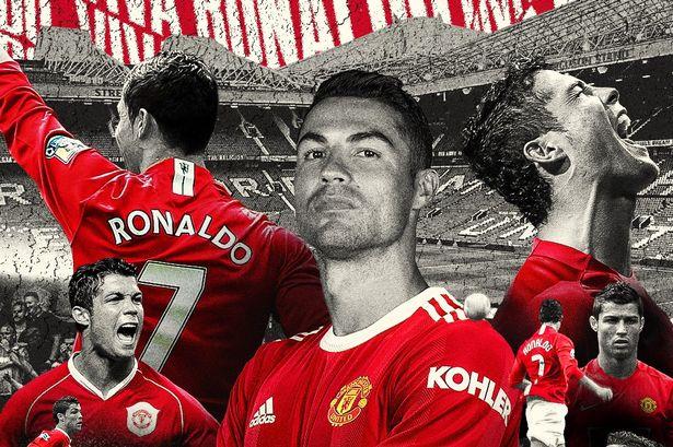 Cristiano Ronaldo berambisi juara kembali bersama Manchester United