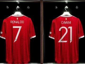 MU vs Aston Villa : Menanti Duo Cavani - Ronaldo, Saat Kontra Aston Villa 5