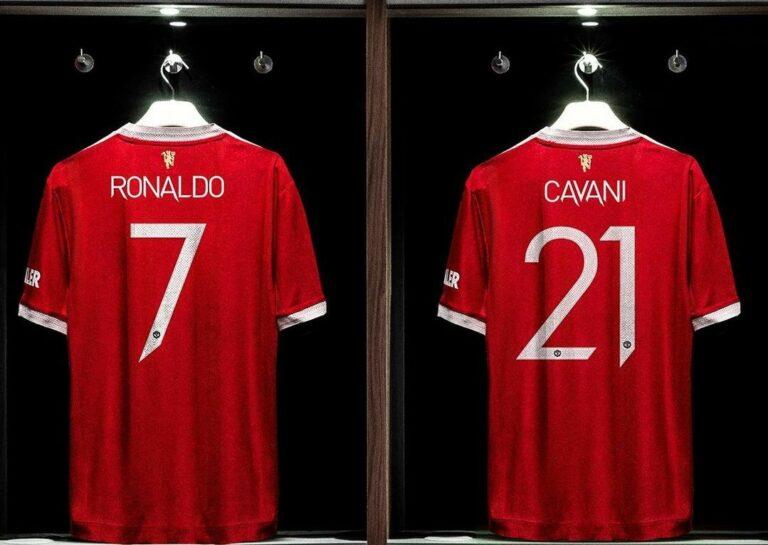 MU vs Aston Villa : Menanti Duo Cavani - Ronaldo, Saat Kontra Aston Villa 1