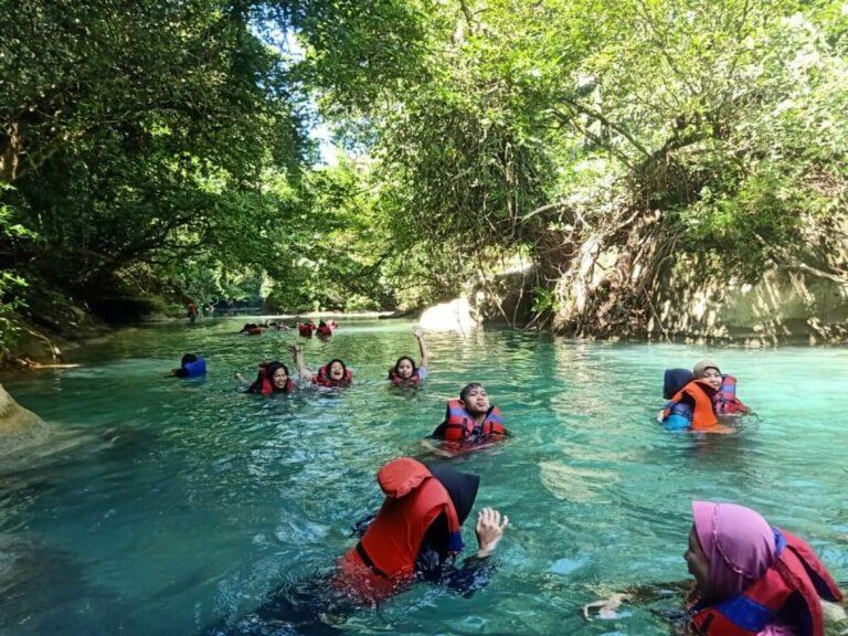 Wisata: Menjelajah Sungai Citumang 1