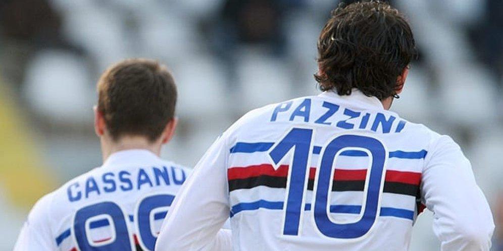 Duet Vialli-Mancini, Pazzini-Cassano di Sampdoria Terbaik Sepanjang Masa 4