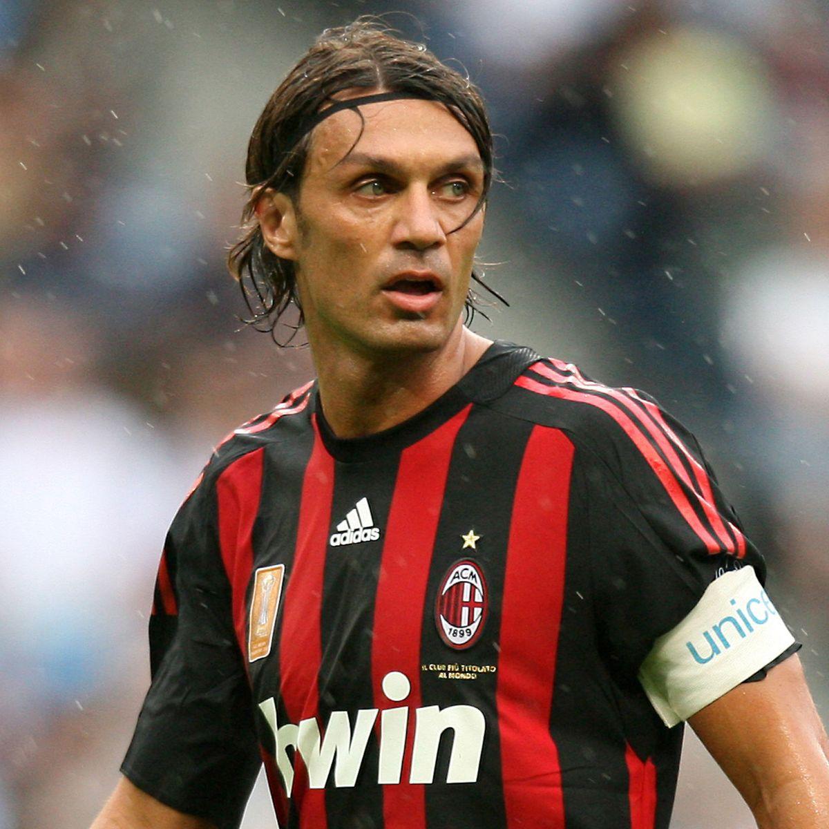 AC Milan: Paolo Cesar Maldini, Pemain Yang Melegenda & Dinasti Maldini 4