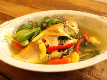 Resep Pindang Ikan Kerisi Bumbu Kuning ala Homemade 4