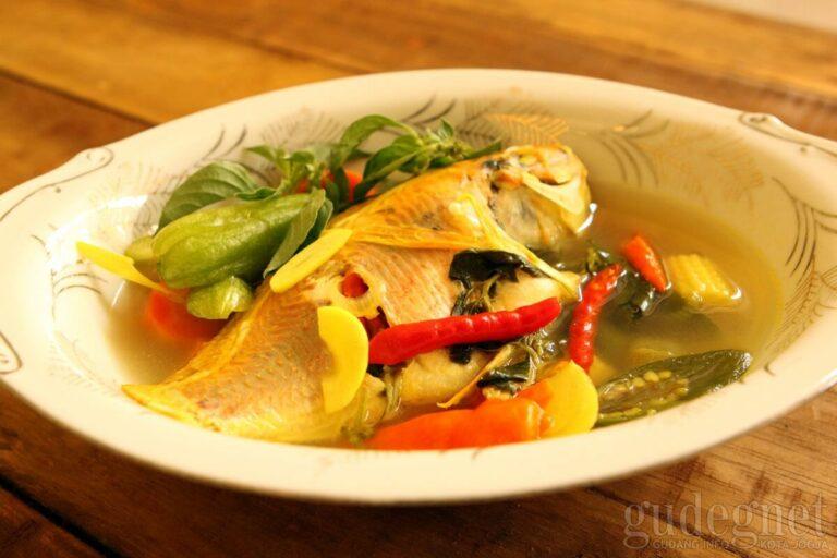 Resep Pindang Ikan Kerisi Bumbu Kuning ala Homemade 1
