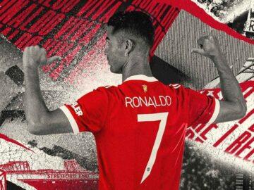 Ronaldo : Saya ke Manchester United Untuk Juara, Bukan Liburan! 10
