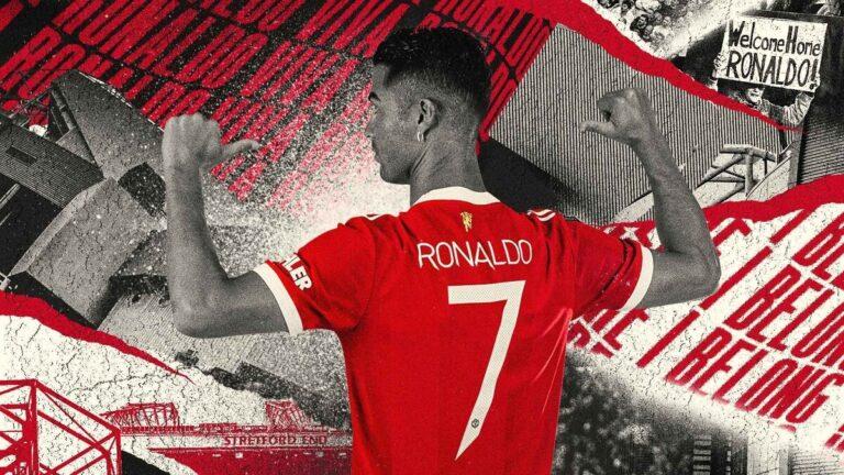 Ronaldo : Saya ke Manchester United Untuk Juara, Bukan Liburan! 1