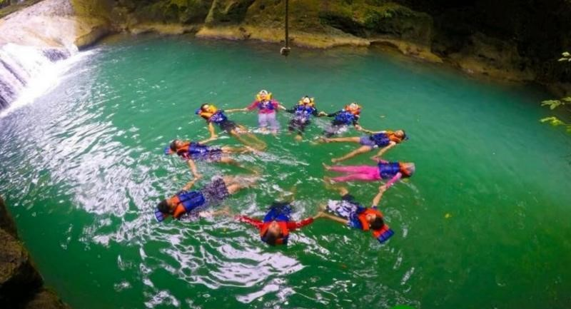 Body rafting citumang 3