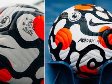 """Nike Flight Football"", Bola Terbaru Liga Inggris Musim 2021/2022 8"
