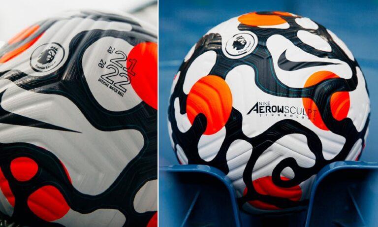 """Nike Flight Football"", Bola Terbaru Liga Inggris Musim 2021/2022 1"