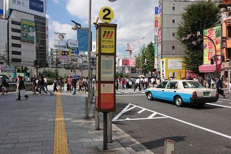 Inilah Fakta Menarik Bus di Jepang 5