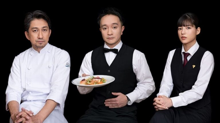 Chef Wa Meitantei, Chef is a Great Detective 1