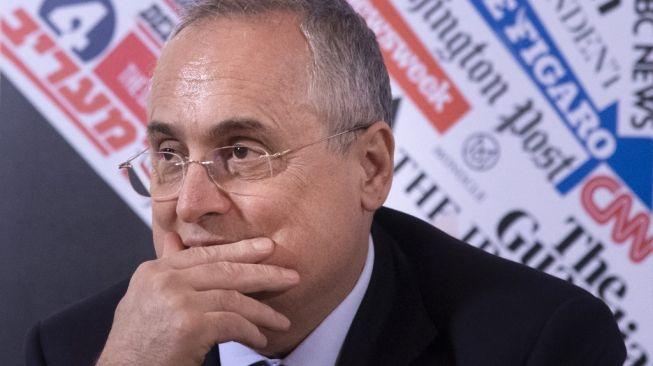 Presiden Lazio, Claudio Lotito