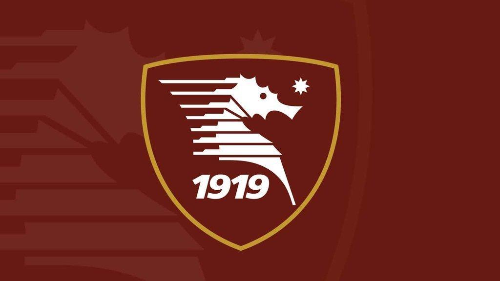 Logo Klub U.S. Salernitana 1919