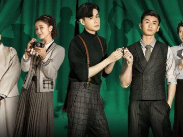 My Roommate is A Detective, Drama China Seperti Sherlock Holmes 6