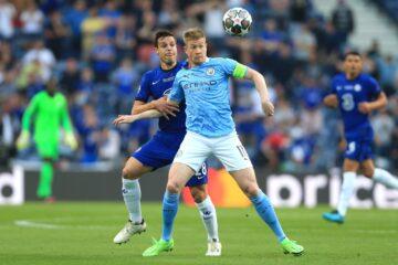 Chelsea vs Manchester City, Tuchel Masih Unggul Statistik 1