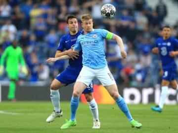 Chelsea vs Manchester City, Tuchel Masih Unggul Statistik 3
