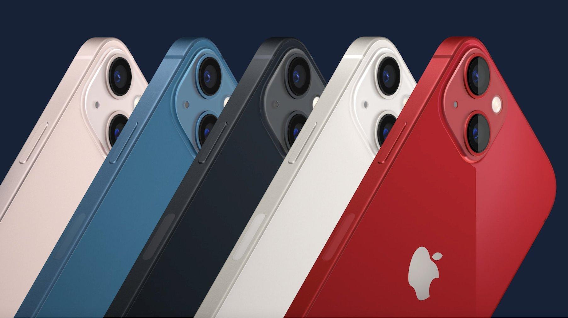 Apple Rilis Iphone 13 dan Iphone 13 Mini 6