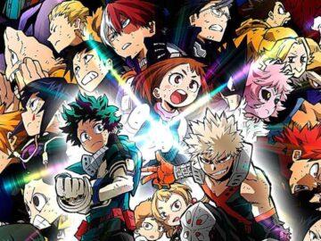 10 Karakter Paling Populer di Boku No Hero Academia 12