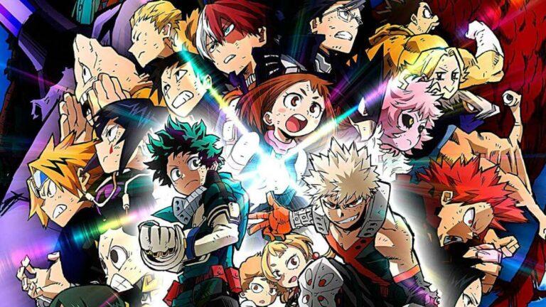 10 Karakter Paling Populer di Boku No Hero Academia 1