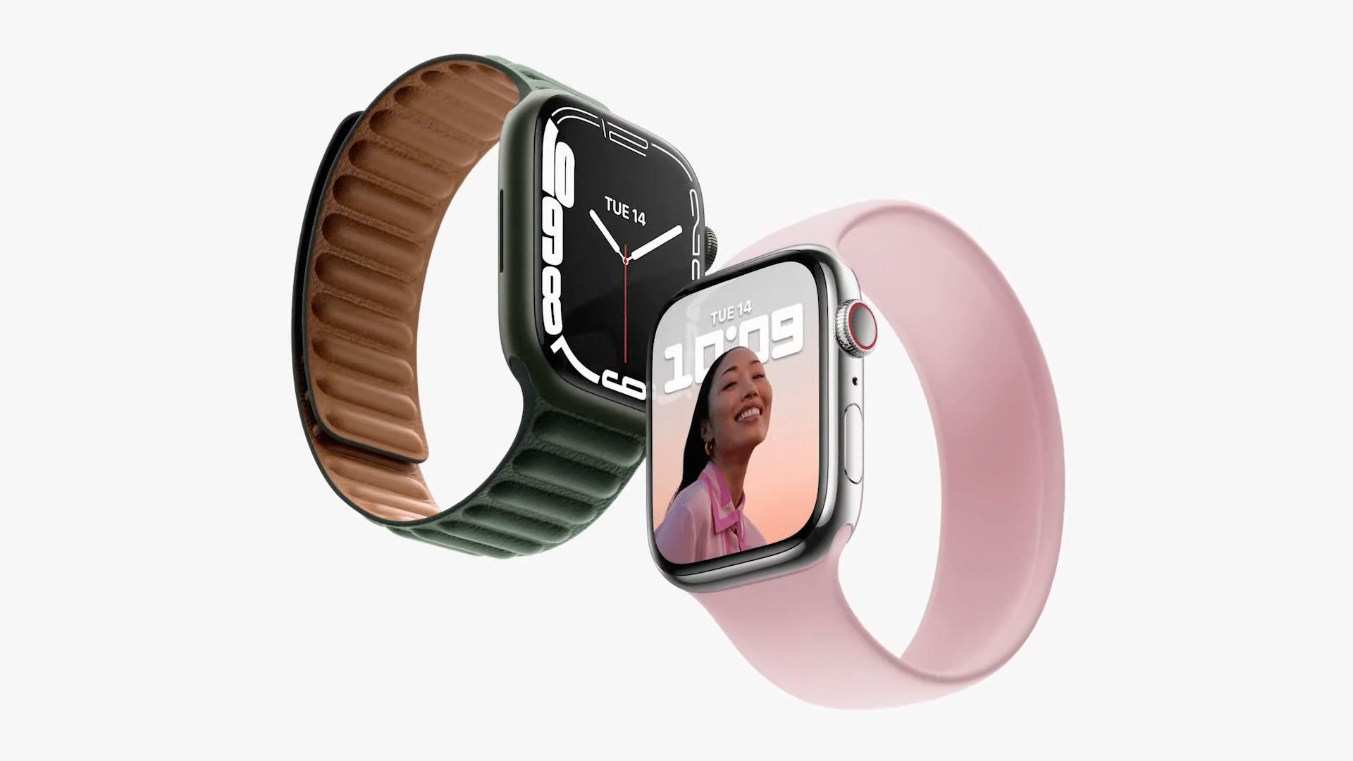 Apple Watch series 7 (apple.com)