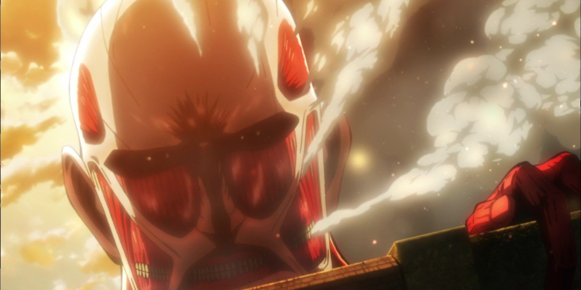 Mengenal Lebih Dekat Sembilan Titan di Shingeki No Kyojin 8