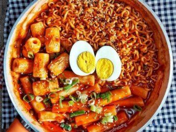 Makanan yang Sering Muncul dalam Drama Korea. Kamu Pernah Mencobanya? 16