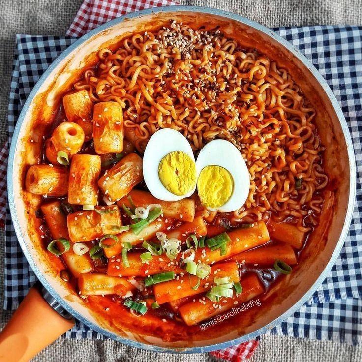 Makanan yang Sering Muncul dalam Drama Korea. Kamu Pernah Mencobanya? 1