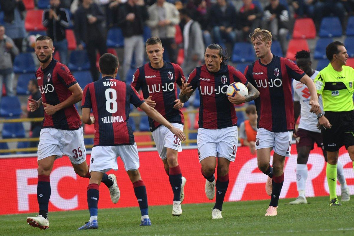 Sejarah Klub Serie A, Bologna 3