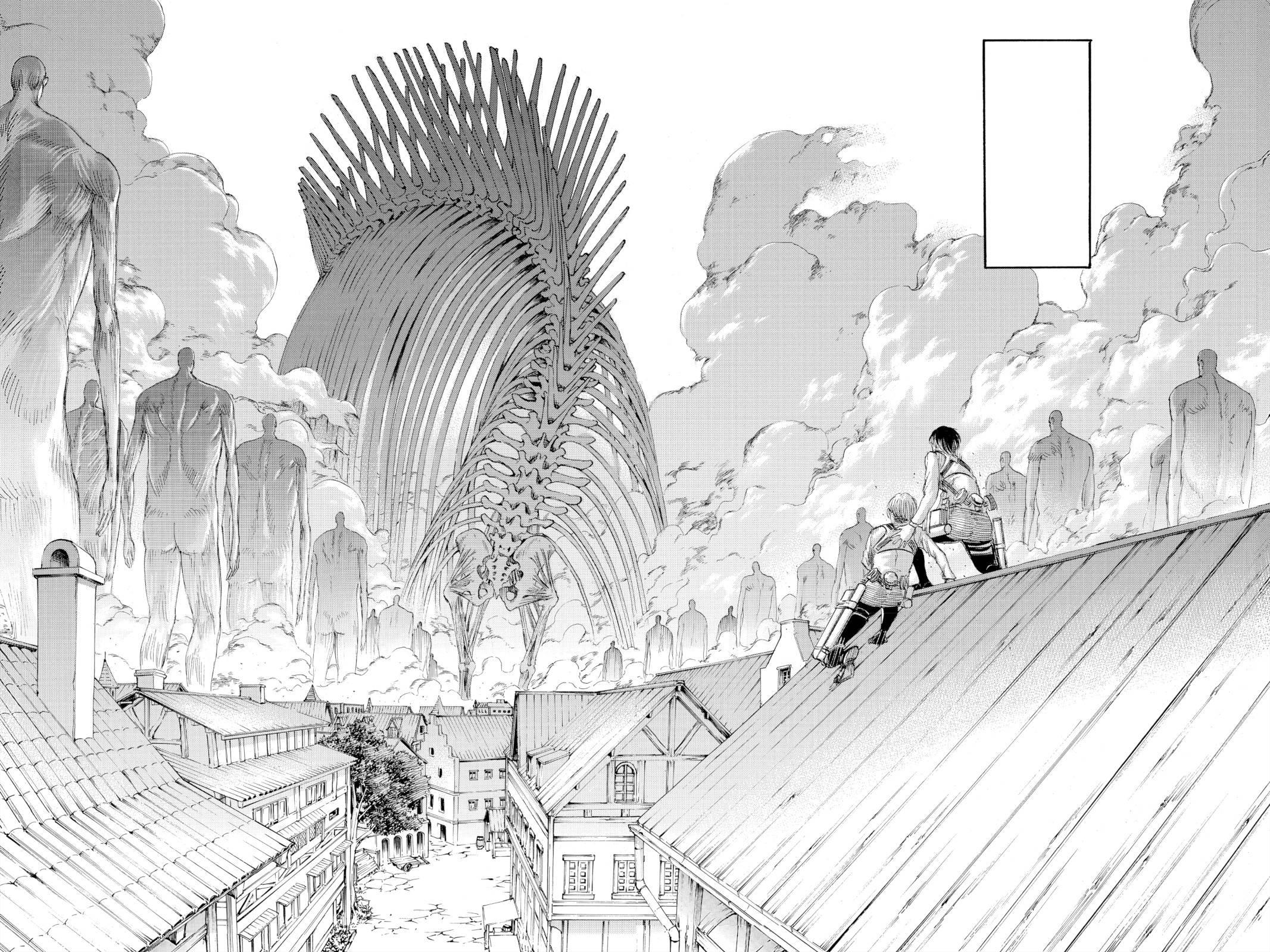 Mengenal Lebih Dekat Sembilan Titan di Shingeki No Kyojin 3