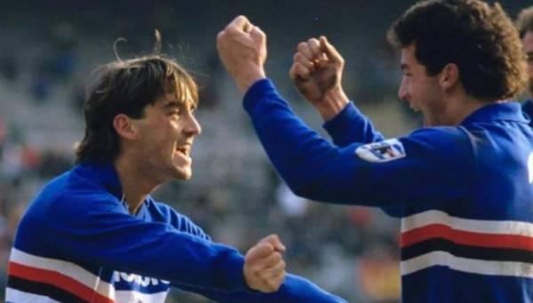 Duet Vialli-Mancini, Pazzini-Cassano di Sampdoria Terbaik Sepanjang Masa 5