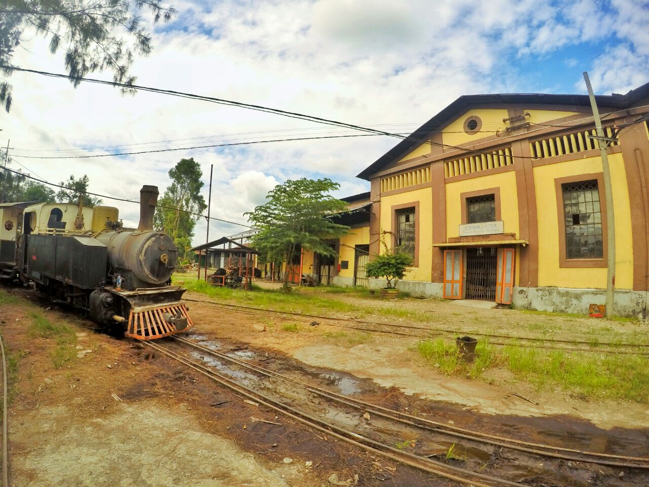 Kompleks Sejarah Pabrik Gula Gondang Winangoen Klaten 8
