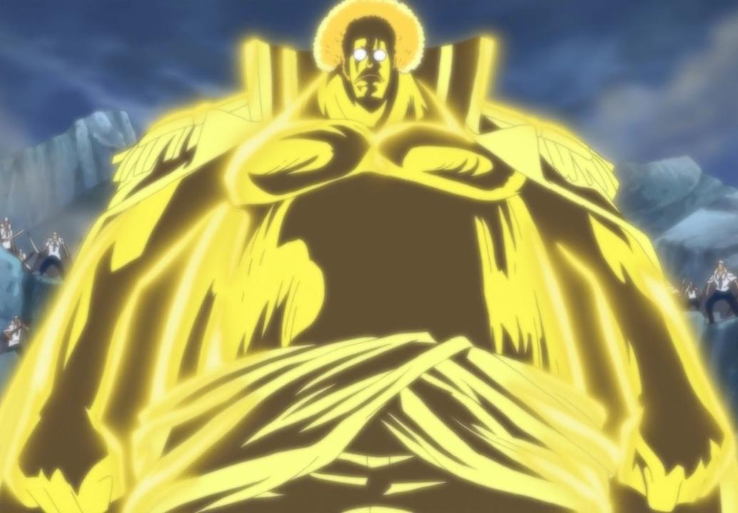 5 Pengguna Buah Iblis Zoan Terkuat di One Piece 6