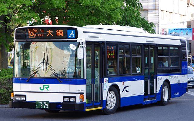 Inilah Fakta Menarik Bus di Jepang 6