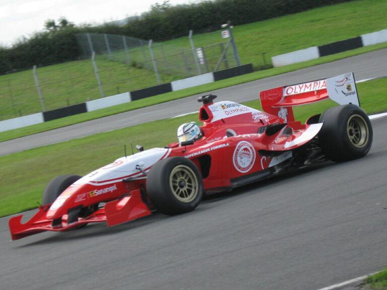 Tim Balap Mobil Klub Sepakbola Liverpool FC, Liverpool FC Superleague Formula Racing Team 1