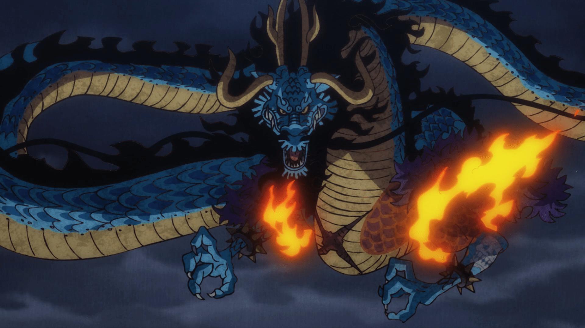 5 Pengguna Buah Iblis Zoan Terkuat di One Piece 7