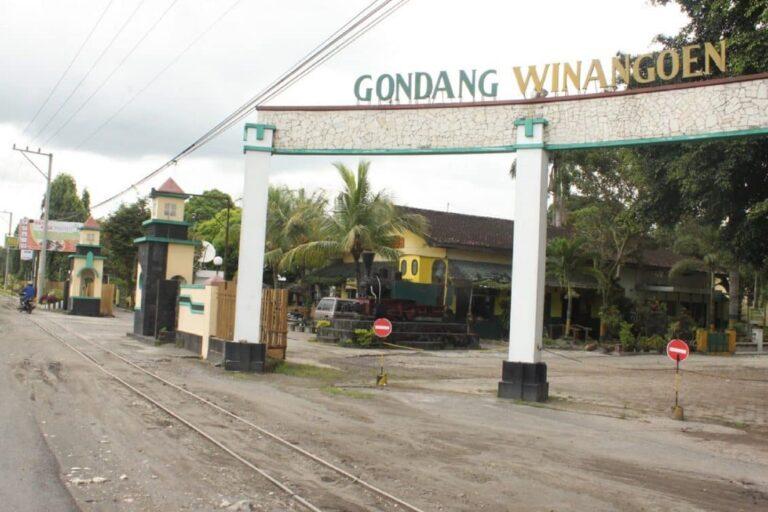 Kompleks Sejarah Pabrik Gula Gondang Winangoen Klaten 1