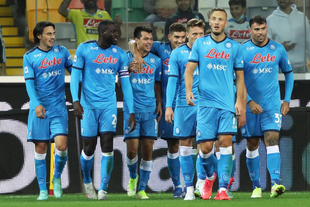 Napoli Catat Kemenangan Sempurna 4