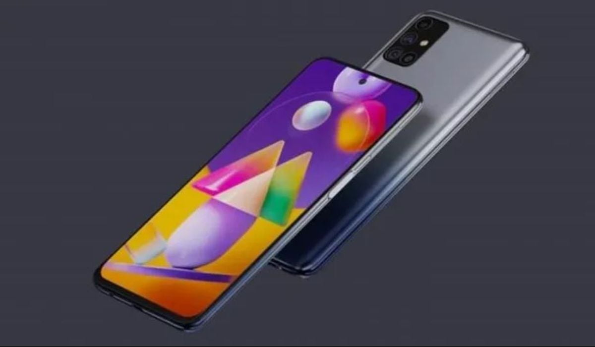 Mengenal Samsung Galaxy M62 Baterai Jumbo 4