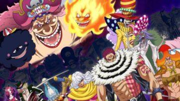 Big Mom Pirates, Yonko dengan Kru Bajak Laut Terkuat di One Piece 7