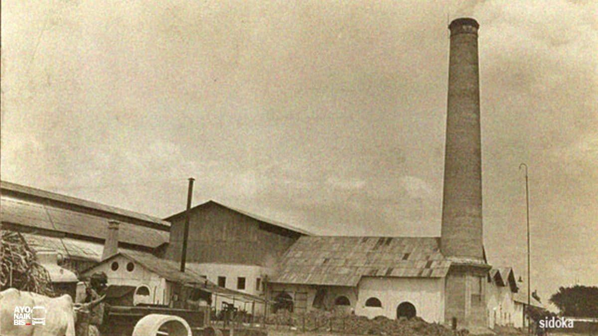 Kompleks Sejarah Pabrik Gula Gondang Winangoen Klaten 5