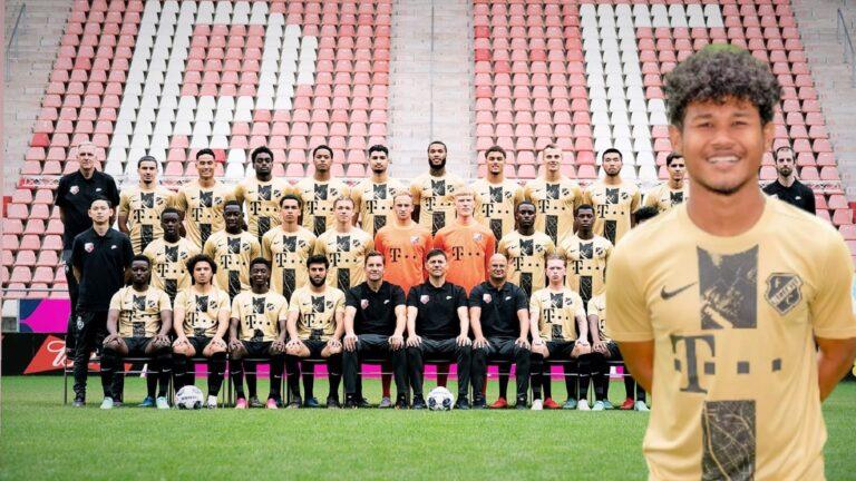 Debut Pemain Kelahiran Magelang di Jong Utrecht 1