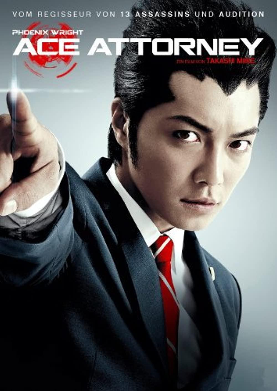 Poster film 'Ace Attorney' (2012)Sumber: IMDB