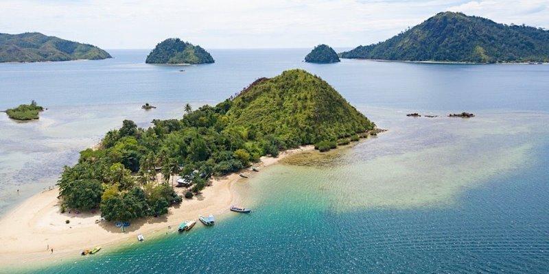 Destinasi Wisata: Pulau Mandeh 3
