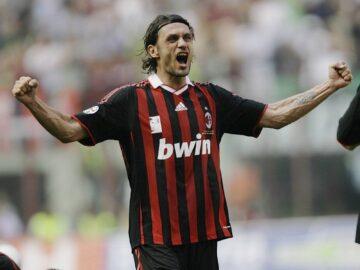 AC Milan: Paolo Cesar Maldini, Pemain Yang Melegenda & Dinasti Maldini 11