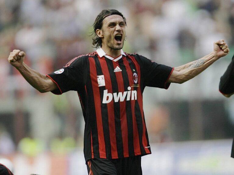 AC Milan: Paolo Cesar Maldini, Pemain Yang Melegenda & Dinasti Maldini 1