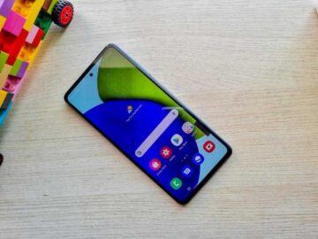 Mengenal Samsung Galaxy A52s 5G 9