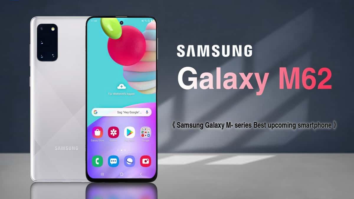 Mengenal Samsung Galaxy M62 Baterai Jumbo 6